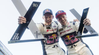 Ekström tog hem fjärde segern för säsongen i sin Audi S1 EKS RX quattro