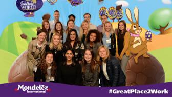 Tasty careers to be had at Mondelez International