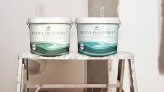 Alcro lanserar proffsserien Milltex Prestanda – en matt inomhusfärg för offentlig miljö