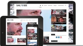 Stampen Local Media lanserar Sail to see – ny livsstilssajt med fokus på segling och evenemang
