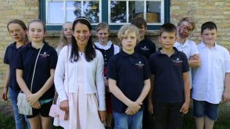 Grundschule Louisenlund verabschiedet erstmals Viertklässler