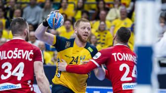 Svenska herrlandslaget i handboll 2021