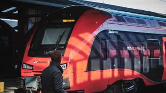 MTR Express först i Sverige med automatisk förseningsersättning. Bild: Mattias Diesel Näslund