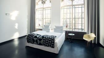 SalonSuite_Schlafzimmer2_THE QVEST_F: Ralph Baiker Photography  © The Qvest Hotel Köln