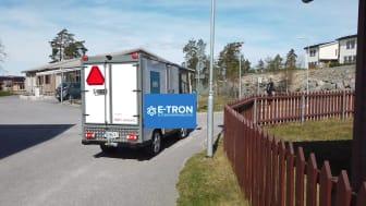 E-TRON AB - proffs på elfordon sedan 1993