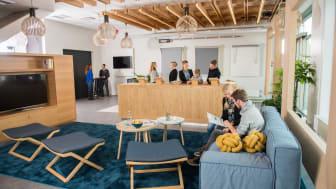 Somfy Showroom i Malmö där det smarta hemmet kan upplevas på riktigt