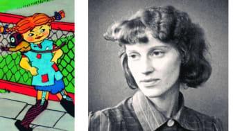 Två nya böcker hyllar konstnären bakom Pippi Långstrump: INGRID VANG NYMAN 100 ÅR!
