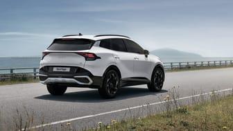 Den helt nye Sportage er den første Kia-model, der fås i to forskellige varianter med hver sin akselafstand, afhængigt af region