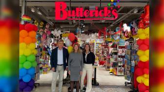 Butterick's Leco inleder nordiskt samarbete med Papirkompaniet