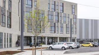 Center for Sundhed Holstebro, indgang