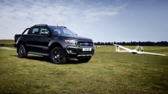 Ford Ranger Black Edition (markedsføres ikke i Danmark)