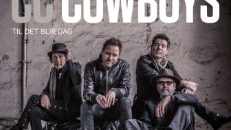 CC COWBOYS SLIPPER NYTT ALBUM 8. JUNI