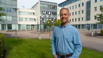 Andréas Sülau, koordinator för uppdragsverksamhet på Högskolan Väst.
