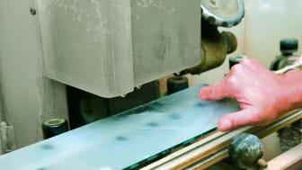 Nya slipband för polering av glas och metall