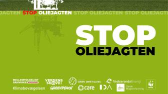 Verdens Skove bakker op om borgerforslaget, der vil standse forlængelsen af licenser og nye licenser til eftersøgning af olig og gas i Nordsøen