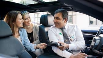 Norges Taxiforbund vil ha rammevilkår som sikrer en seriøs bransje med trygge rammer for kunden