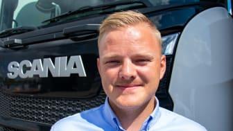 Nicki Rasch – Ny salgskonsulent til Scania Ishøj