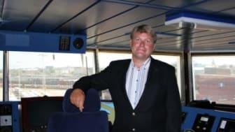 Jan-Olof Grönhult, Marketing & Business Development Manager, DNVGL, Sweden