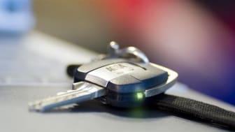 Med CLIQ ® Remote uppdaterar nycklarnas behörighet på distans