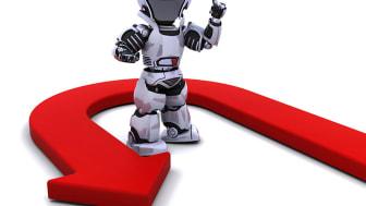 Robotar och programmering på biblioteken
