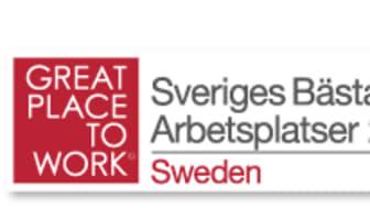 Frontit är en av Sveriges bästa arbetsplatser 2012