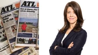 Lisa Kylenfelt, jurist på LRF Konsult, blir ATL:s juridikexpert