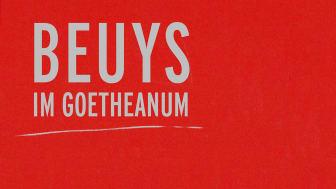 VamG Cover Beuys im Goetheanum Kopie