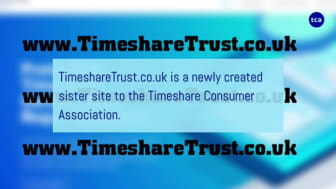 """New """"Timeshare Trust"""" website to identify the fraudsters"""