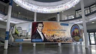200 Jahre Gothaer - Wanderausstellung eröffnet
