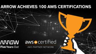 Arrow Electronics Utökar Samarbetet med AWS