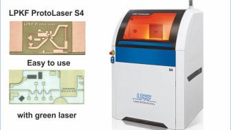 LPKF Protolaser for PCB