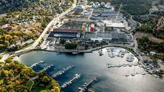 Värmdö en av företrädarna för region Stockholm på fastighetsmässa