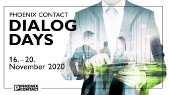 Phoenix Contact Dialog Days- be inspired by our innovations