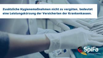 Fachärzte wehren sich - Krankenkassen verweigern die Kostenerstattung für die hygienische Aufbereitung von Endoskopen.