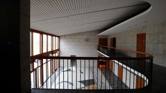 Huvudkontoret-intriör-övervåning