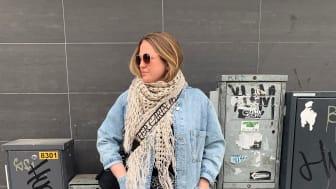 Ulrika Lassing iklädd second hand-kläder.jpg