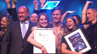 Kalf & Hansen - Årets Hållbara Krog i samarbete med Menigo