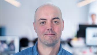 """Lars-Johan """"Lajjo"""" Strand tiltrår som administrerende direktør i Ateles Consulting i forbindelse med den nye vekstfasen"""