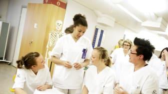 Hög kvalitet för distriktssköterskeutbildning