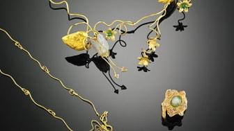 Arne Griegsts tre smykker fra auktionen