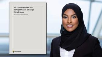 Sveriges första nationella handlingsplan mot korruption på plats