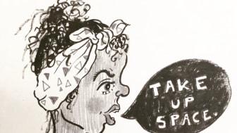 Wonder Women: Take Up Space