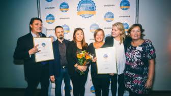 Ejendals, vinnare i kategori Bästa webb B2B, EPiServer Awards 2014