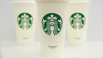 Starbucks weitet Bechergebühr auf ganz Deutschland aus - Beträge werden den WWF gespendet