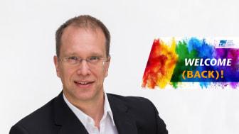 Prof. Jörg Reiff-Stephan wünscht sich, im heute beginnenden Wintersemester 2021/2022 wieder bis zu 50 Prozent Präsenzveranstaltungen anbieten zu können. (Bild: TH Wildau/Adobe Stock)