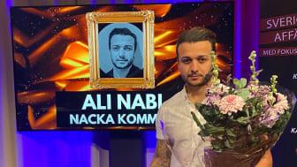 Ali Nabi, utvecklingsledare, Nacka kommun