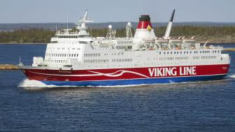 Viking Line inför frakttrafik på linjen Kapellskär-Mariehamn