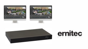 New Professional Network Video Recorder from Ernitec