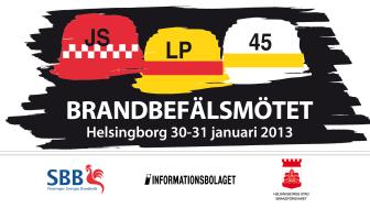 Brandbefälsmötet 2013