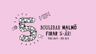 Boulebar Drottningtorget fyller 5 år
